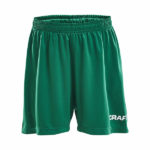 Craft-Squad-Short Solid-JR-lasten-treenishortsit-team-green