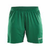 Craft-Squad-Short-Solid-WMN-naisten-urheilushortsit-team-green