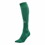 Craft-Squad-Sock-Solid-C1-Tekninen-pelisukka-team-green