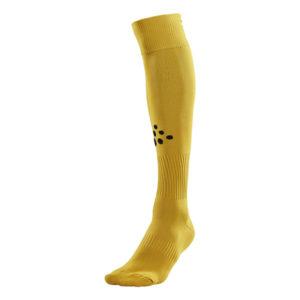 Craft-Squad-Sock-Solid-C1-Tekninen-pelisukka-yellow