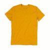 Stedman-ST9200-James-Organic-Crew-Neck-Luomu-puuvilla-t-paita-Indian-yellow-keltainen