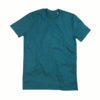 Stedman-ST9200-James-Organic-Crew-Neck-Luomu-puuvilla-t-paita-Pacific-Blue-sininen
