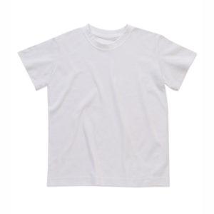 Stedman-ST9370-Jamie-Organic-Crew-Neck-Lasten-luomupuuvilla-t-paita-White-valkoinen