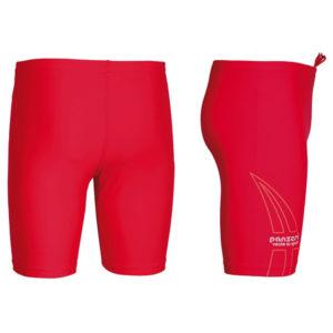 Panzeri-OPEN-H-naisten-urheilushortsit-punainen