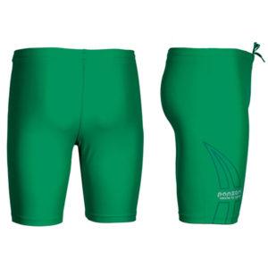 Panzeri-OPEN-H-naisten-urheilushortsit-vihreä