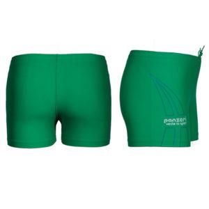 Panzeri-Open(F)-naisten-tekniset-shortsit-vihreä