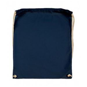 Cotton-Drawstring-Backbag-Puuvilla-Reppu-DarkBlue