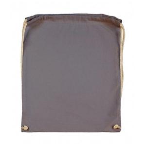 Cotton-Drawstring-Backbag-Puuvilla-Reppu-DarkGrey