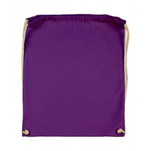 Cotton-Drawstring-Backbag-Puuvilla-Reppu-Lilac