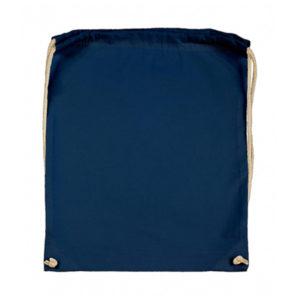 Cotton-Drawstring-Backbag-Puuvilla-Reppu-Midnight