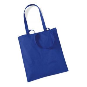 Westford-Mill-Bag-for-Life-Long-Handles-kangaskassi-Bright Royal