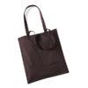 Westford-Mill-Bag-for-Life-Long-Handles-kangaskassi-Chocolate