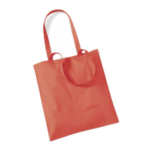 Westford-Mill-Bag-for-Life-Long-Handles-kangaskassi-Coral