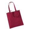Westford-Mill-Bag-for-Life-Long-Handles-kangaskassi-Cranberry