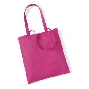 Westford-Mill-Bag-for-Life-Long-Handles-kangaskassi-Fuchsia