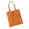 Westford-Mill-Bag-for-Life-Long-Handles-kangaskassi-Orange