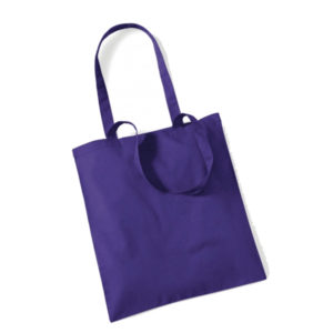 Westford-Mill-Bag-for-Life-Long-Handles-kangaskassi-Purple