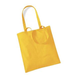 Westford-Mill-Bag-for-Life-Long-Handles-kangaskassi-Sunflower