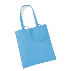 Westford-Mill-Bag-for-Life-Long-Handles-kangaskassi-Surf-Blue
