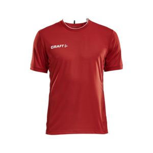 Craft PROGRESS Practise Tee Men-miesten tekninen paita-Bright Red