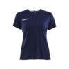 Craft PROGRESS Practise Tee Won-naisten tekninen paita-Navy
