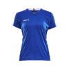 Craft PROGRESS Practise Tee Won-naisten tekninen paita-Royal Blue
