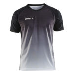 Craft-Pro-Control-Fade-Jersey-M-Miesten-Tekninen-Urheilupaita-Black-White