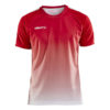 Craft-Pro-Control-Fade-Jersey-M-Miesten-Tekninen-Urheilupaita-Bright-Red-White