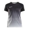 Craft-Pro-Control-Fade-Jersey-W-Naisten-Tekninen-Urheilupaita-Black-White