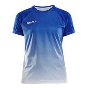 Craft-Pro-Control-Fade-Jersey-W-Naisten-Tekninen-Urheilupaita-Cobolt-White