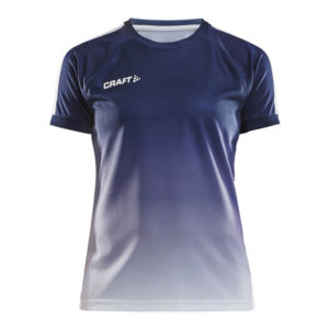 Craft-Pro-Control-Fade-Jersey-W-Naisten-Tekninen-Urheilupaita-Navy-White