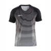 Craft Pro Control Stripe Jersey Men-Black-Platinum