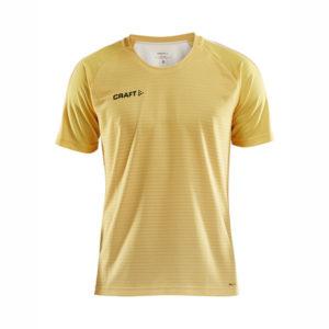 Craft Pro Control Stripe Jersey Men-Sweden Yellow-Flumino