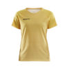 Craft Pro Control Stripe Jersey Women-Sweden Yellow - Flumino