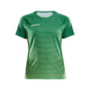 Craft Pro Control Stripe Jersey Women-Team Green-Craft Green