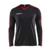 Craft Progress Jersey Contrast LS Men-Black-Bright Red
