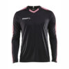 Craft Progress Jersey Contrast LS Men-Black-Pop