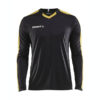 Craft Progress Jersey Contrast LS Men-Black- Sweet Yellow