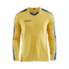 Craft Progress Jersey Contrast LS Men-Sweden Yellow-Club Cobolt
