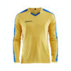 Craft Progress Jersey Contrast LS Men-Sweden Yellow-Royal Blue