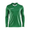 Craft Progress Jersey Contrast LS Men-Team Green-White