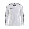 Craft Progress Jersey Contrast LS Men-White-Black