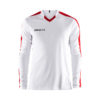 Craft Progress Jersey Contrast LS Men-White-Bright Red