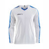 Craft Progress Jersey Contrast LS Men-White-Royal Blue