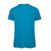 B&C Inspire-T-Men-miesten puuvilla t-paita, väri-Atoll-turkoosi