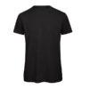 B&C Inspire-T-Men-miesten puuvilla t-paita, väri-Black-musta