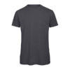 B&C Inspire-T-Men-miesten puuvilla t-paita, väri-Dark Grey-tummanharmaa