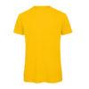 B&C Inspire-T-Men-miesten puuvilla t-paita, väri-Gold-keltainen
