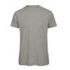 B&C Inspire-T-Men-miesten puuvilla t-paita, väri-Light Grey