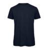 B&C Inspire-T-Men-miesten puuvilla t-paita, väri-Navy-tummansininen